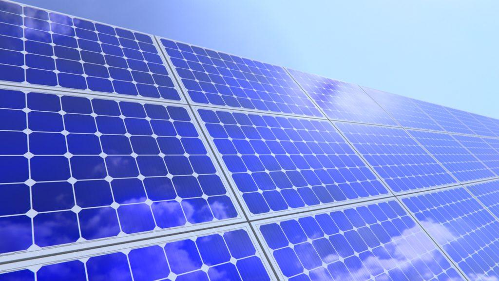 solar panel, sun, electricity