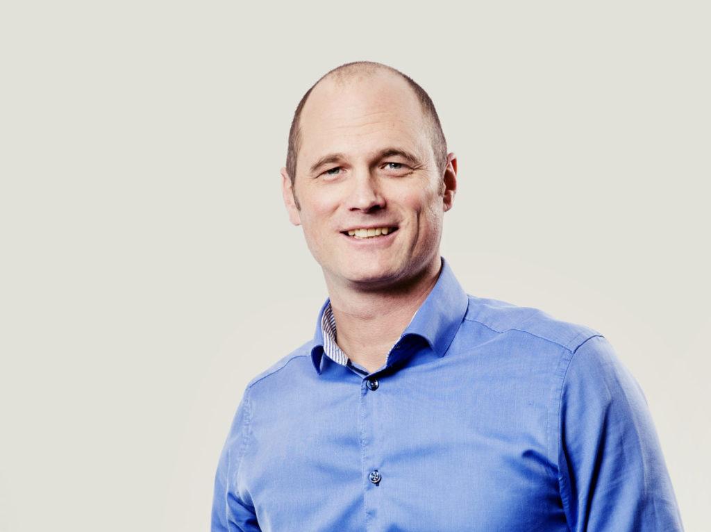Bjørn Thorud Foto: Hampus Lundgren