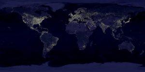 earth, world, map